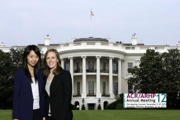 April Leung & Katie MacPherson @ACR 2012