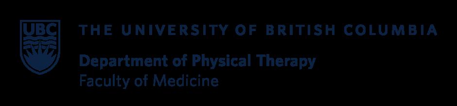 logo ubc mpt department